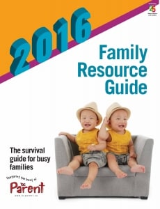 Family Resource Guide 2016