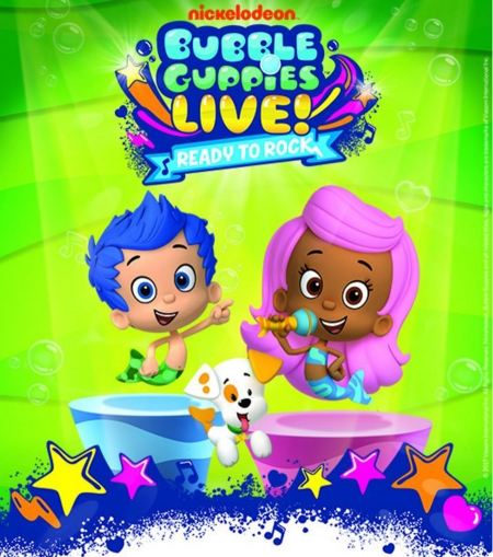 Bubble Guppies Vancouver