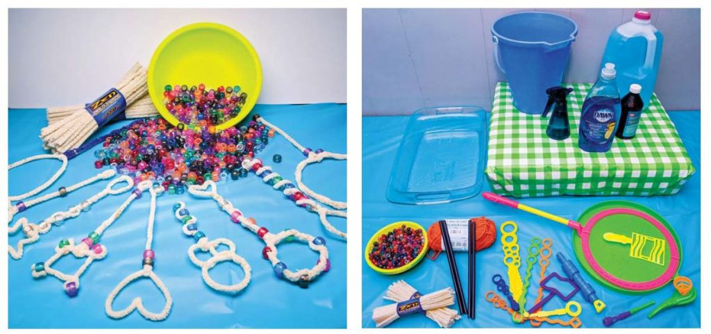 Bubble tools