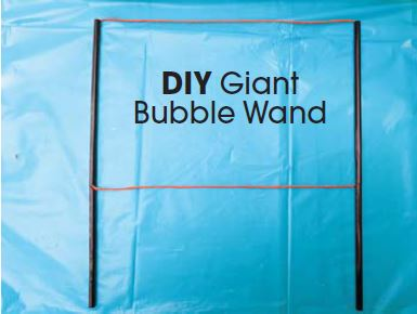 DIY Bubble Wand