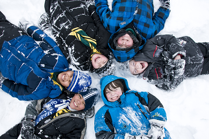 Scouts_Winter Camping