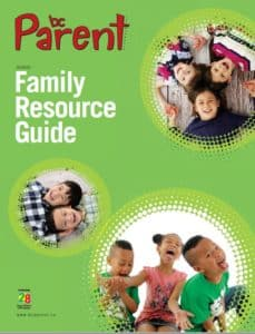 BC Parent Family Resource Guide