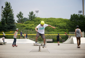Skateboard Summer Camps – Something out of the norm!