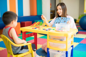 Occupational Therapy: Helping children learn to play