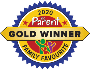 Gold Winner Badge