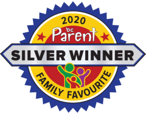 Silver Winner Badge