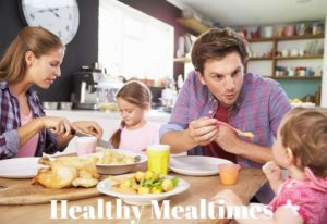 Healthy eating as a family is about more than food – 10 tips