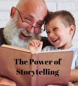 Becoming a Hero: The Power of Storytelling in Child Development
