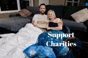 3 great charities to support remotely