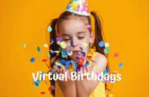 4 exciting Birthday Party options!