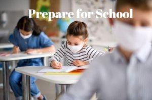 Preparing your kids for back to school during COVID