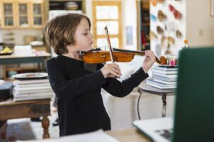 Virtual Music Opportunities to Keep Your Child Learning