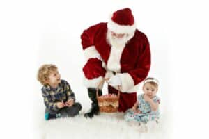 3 exciting ways to connect with Santa