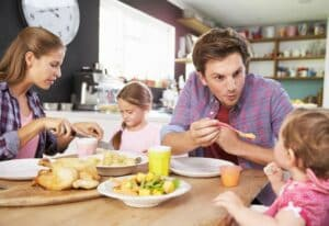 How Parenting Affects the Eating Behaviors of Children – 4 things to think about
