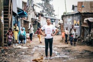 BE in Kenya: One Girl Can presents an Immersive Journey through Kibera