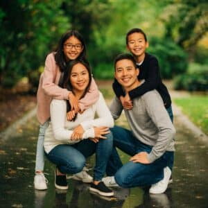BC Parent Profile – Amazing, Supportive Mother